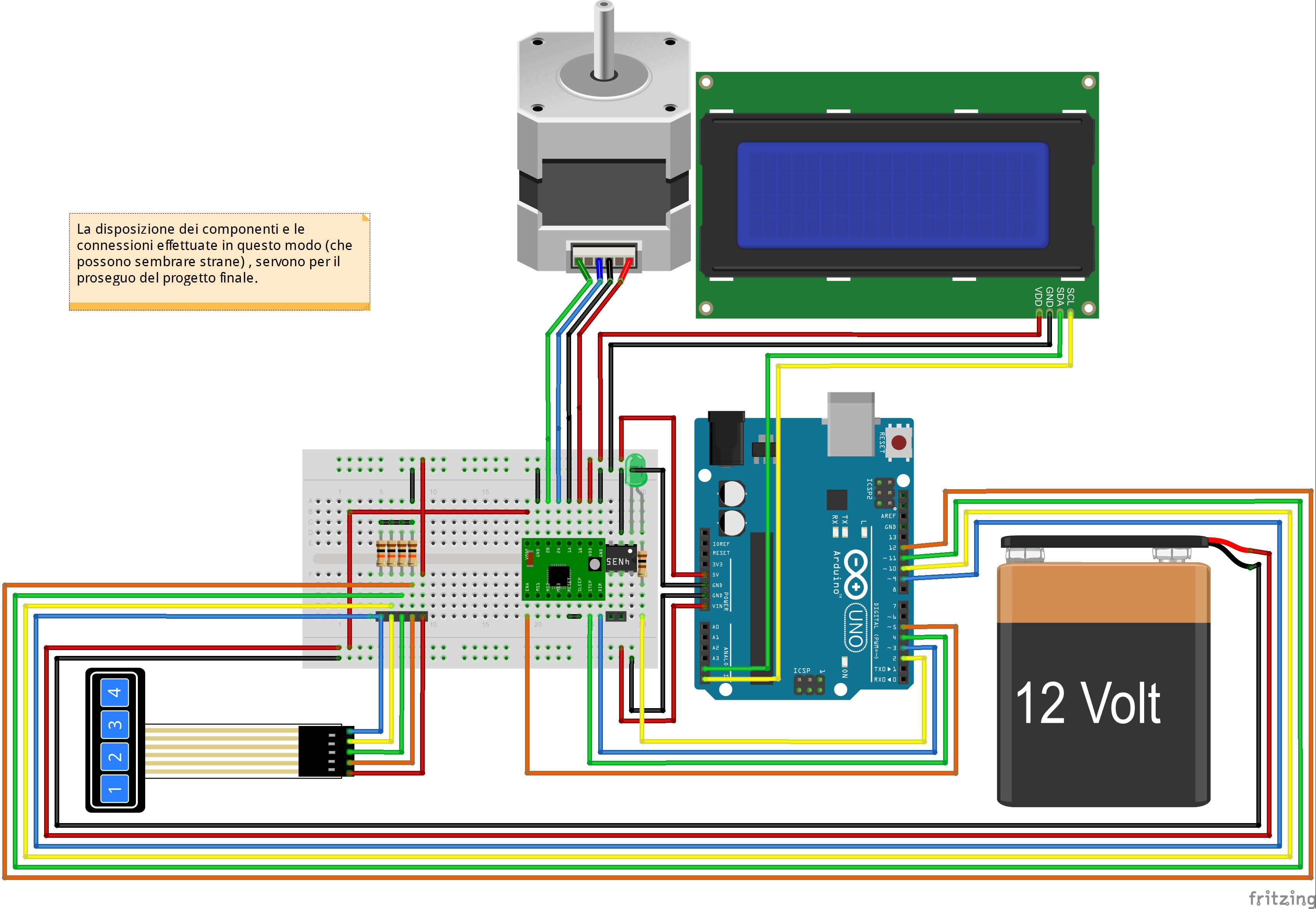 Come programmare arduino per uno slider timelapse tli